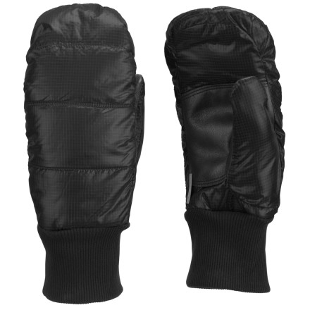 photo: Columbia Apogee Arch Mitten insulated glove/mitten