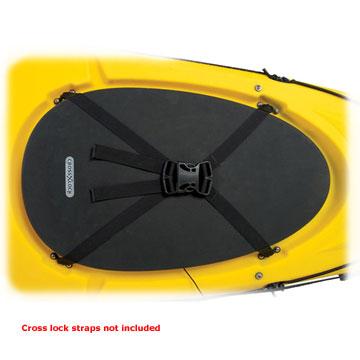 photo: Ocean Kayak Large Cross Lock Kayak Hatch Kit outfitting gear