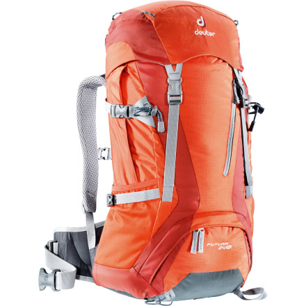 photo: Deuter Futura 24 SL daypack (under 2,000 cu in)