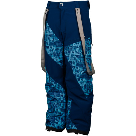 photo: Spyder Killer Pant snowsport pant