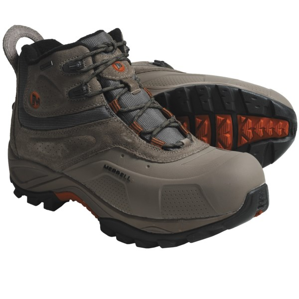 photo: Merrell Whiteout XT6 Waterproof hiking boot