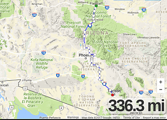 Route-from-Flagstaff-to-Tucson-AZ-by-bic