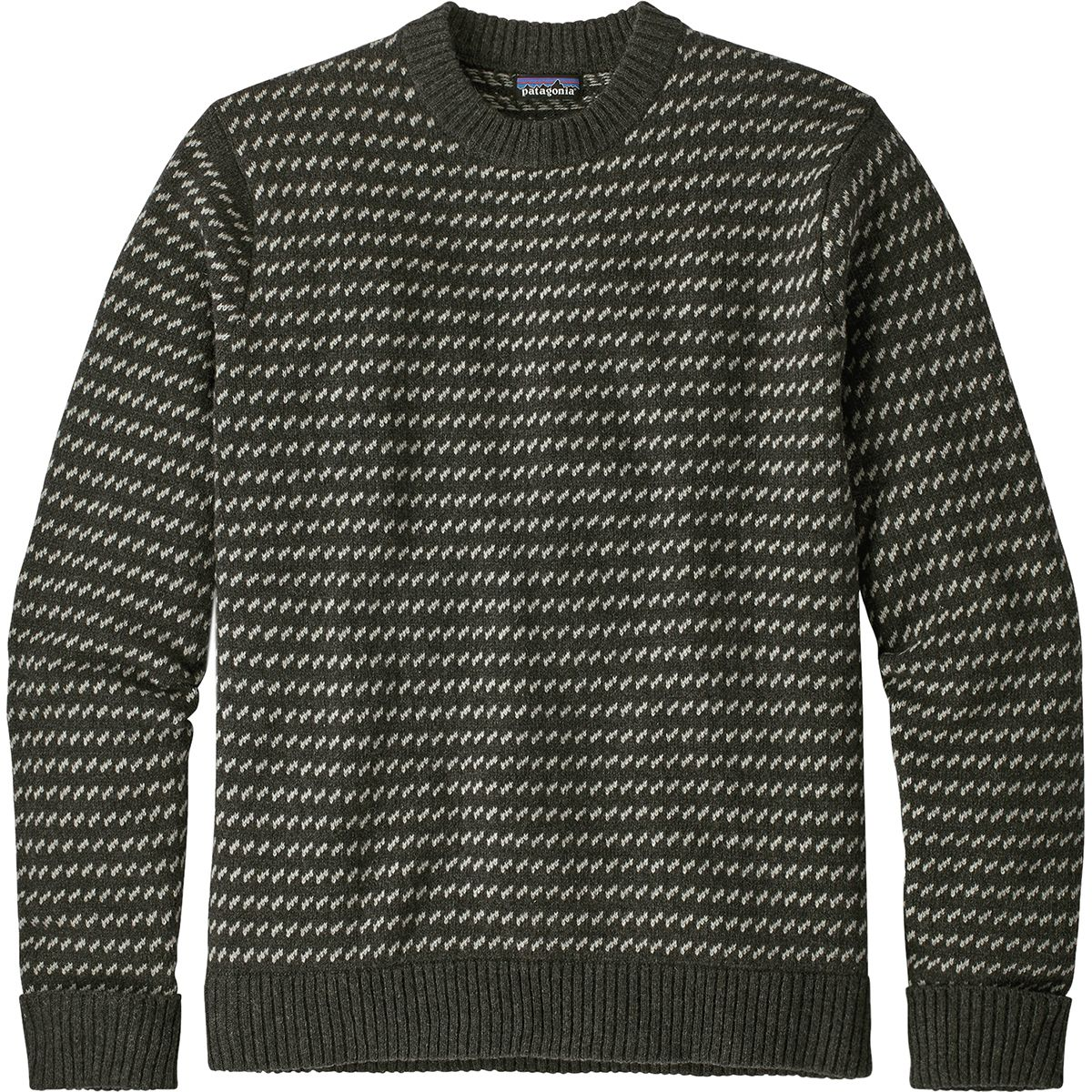 photo: Patagonia Recycled Wool Sweater long sleeve performance top