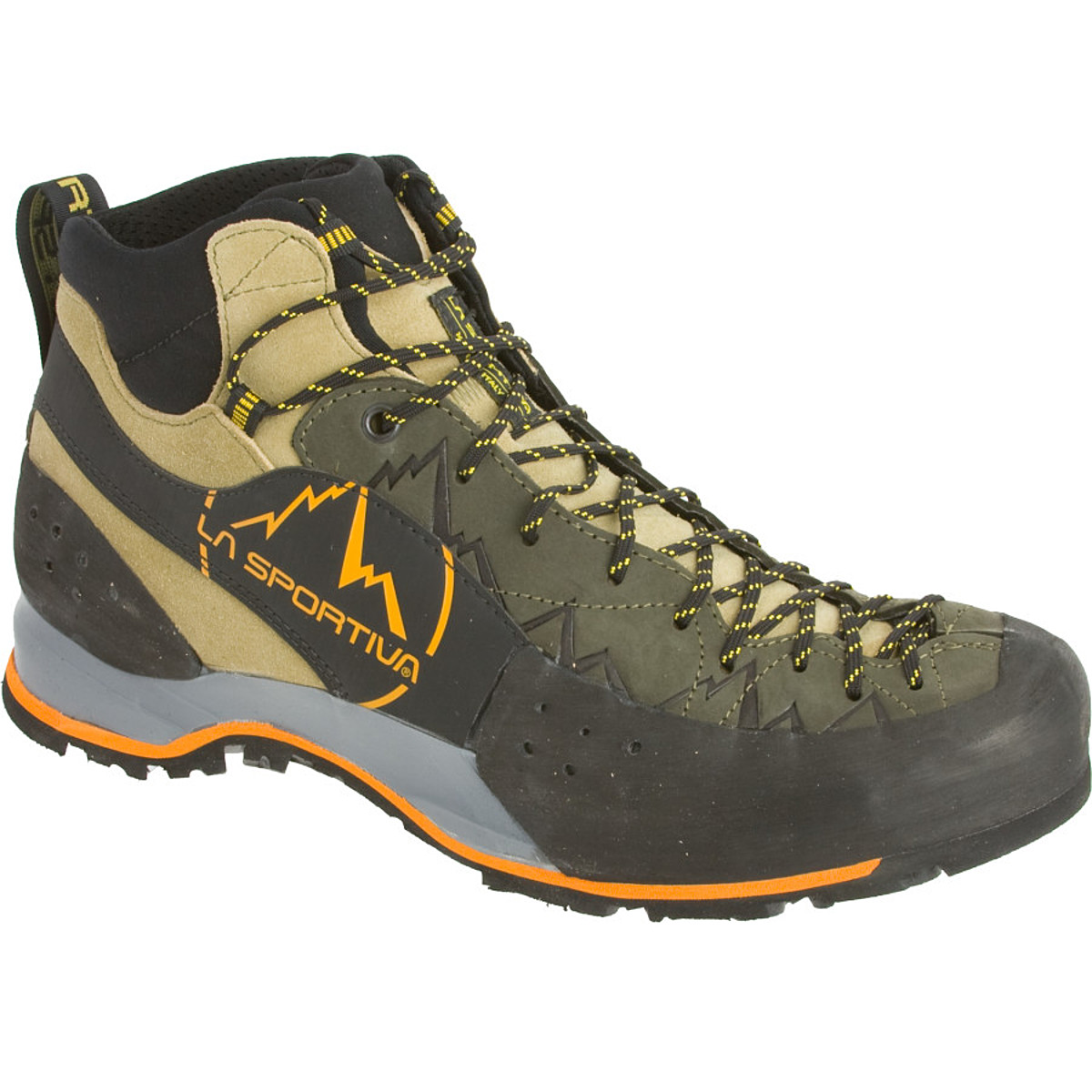 photo: La Sportiva Ganda Guide approach shoe