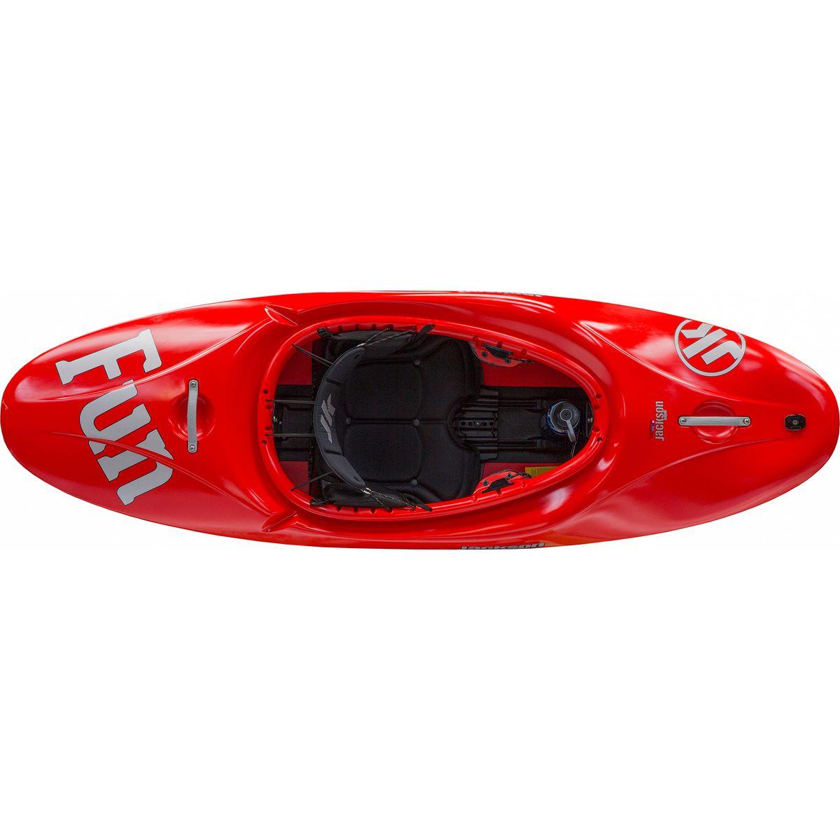 photo: Jackson Kayaks Fun whitewater kayak