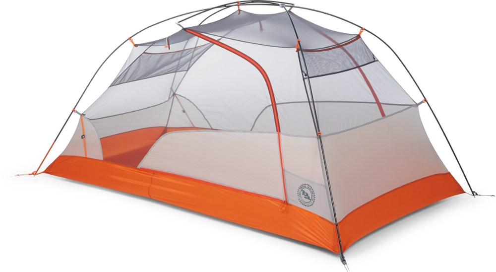 photo: Big Agnes Copper Spur HV UL2 Bikepack three-season tent