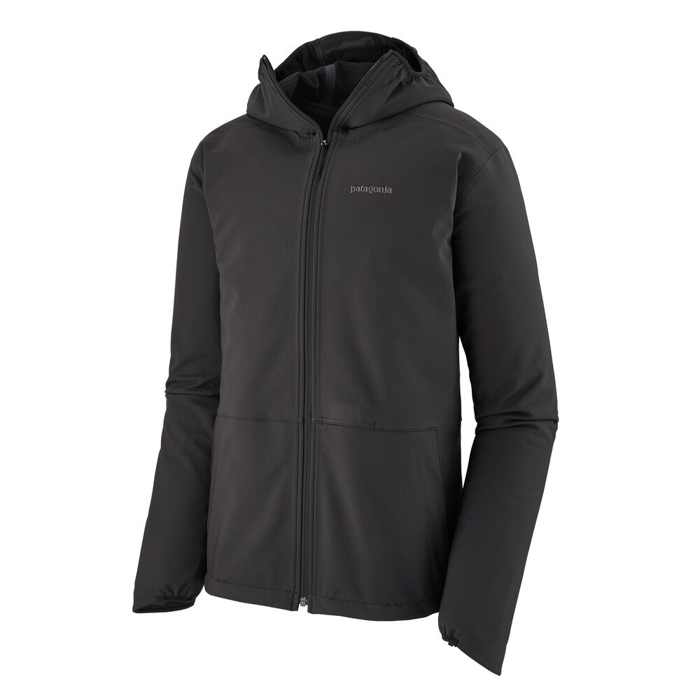 photo: Patagonia Stretch Thermal Hoody wind shirt