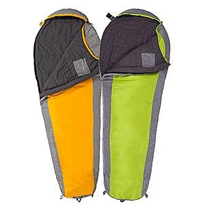 photo: Teton Sports TrailHead +20F Ultralight 3-season synthetic sleeping bag