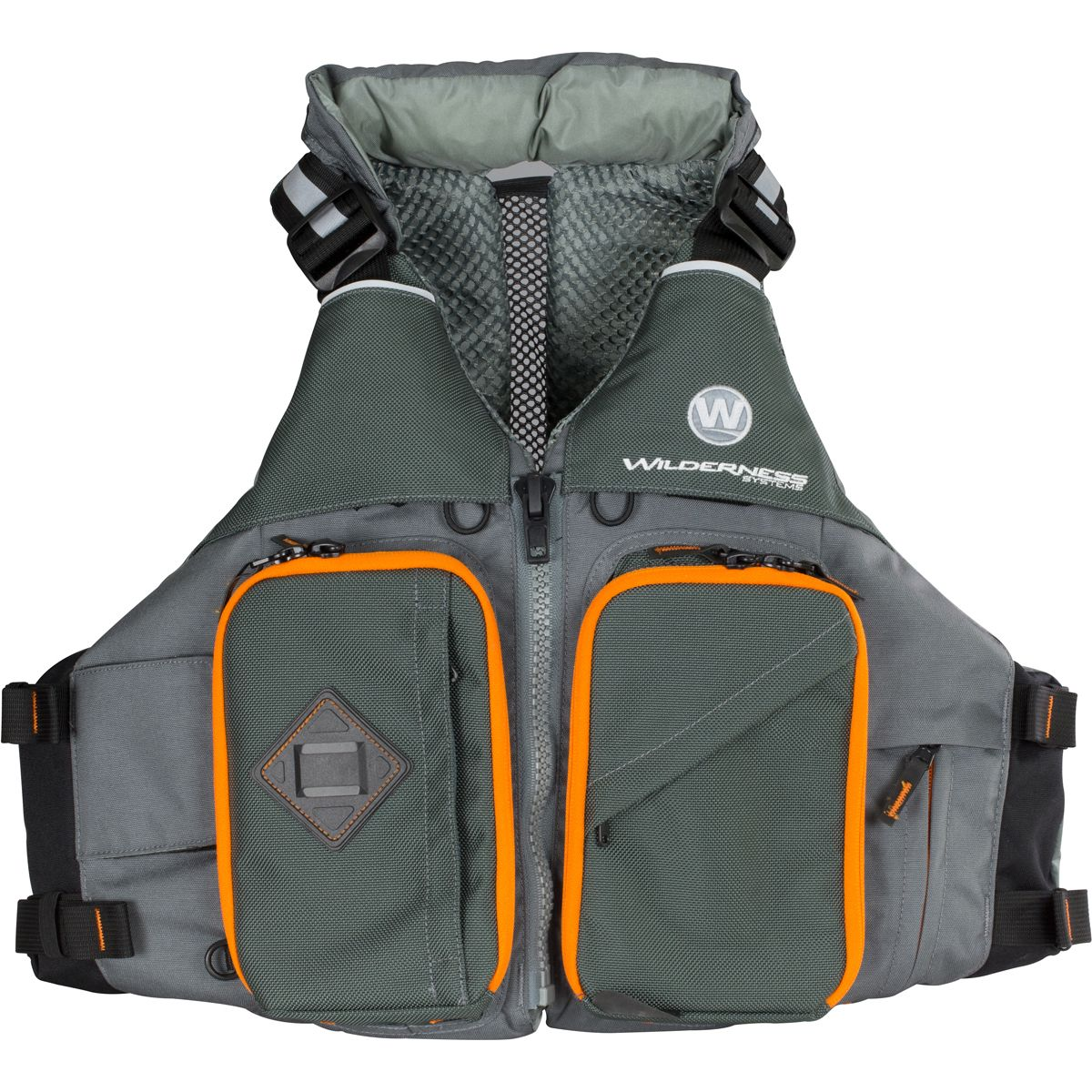 photo: Wilderness Systems Wildy Fisher life jacket/pfd