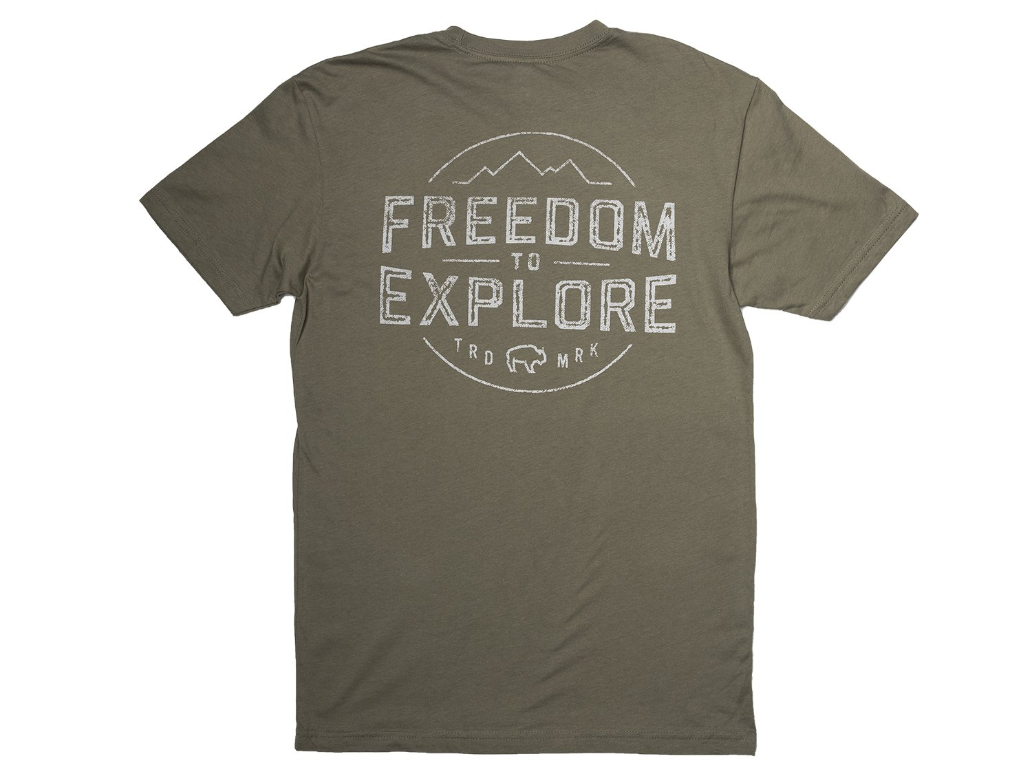 Banner & Oak Freedom to Explore T-Shirt