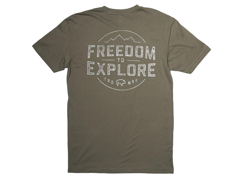 photo: Banner & Oak Freedom to Explore T-Shirt shirt