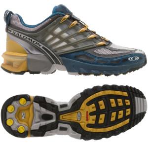 photo: Salomon GCS Pro trail running shoe