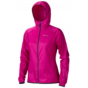 photo: Marmot Women's Trail Wind Hoody wind shirt