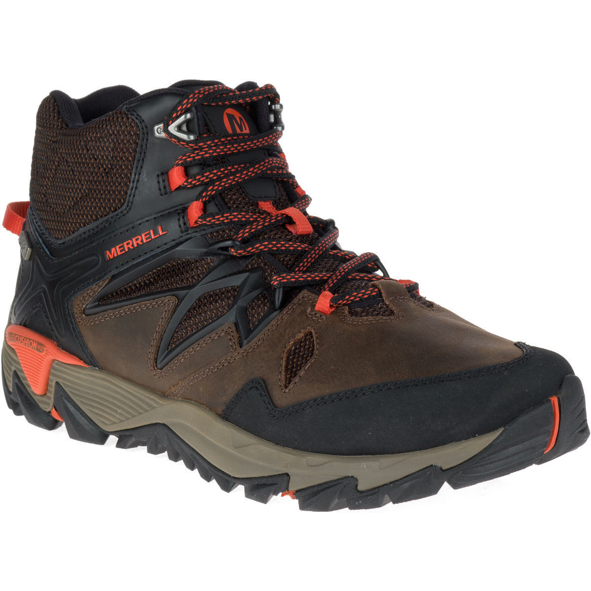 photo: Merrell Men's All Out Blaze Mid Waterproof hiking boot