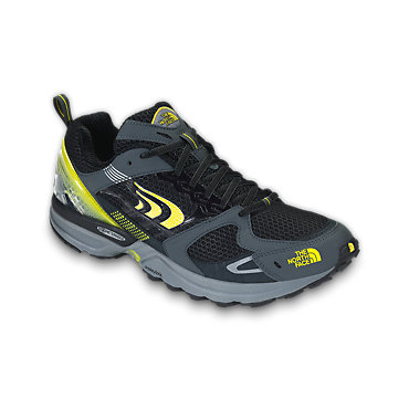 photo: The North Face Double-Track trail running shoe