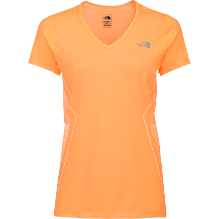photo: The North Face Daily Double Seamless T-Shirt short sleeve performance top