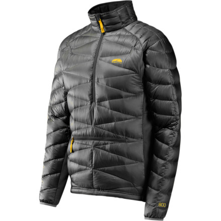 photo: GoLite Demaree Canyon 800 Fill Down Anorak down insulated jacket