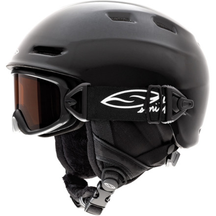 Smith Cosmos Jr. Helmet & Galaxy Goggles Combo