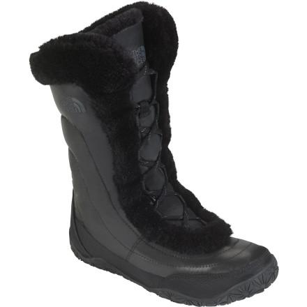 photo: The North Face Nuptse Fur IV winter boot