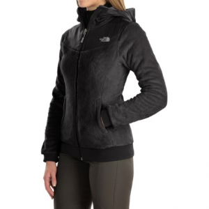 photo: The North Face Women's Oso Hoodie fleece jacket
