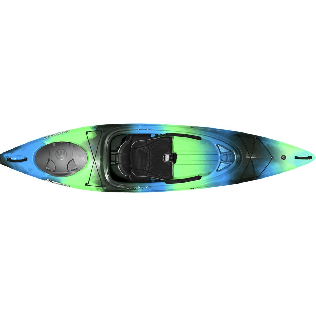 photo: Wilderness Systems Aspire 100 recreational kayak