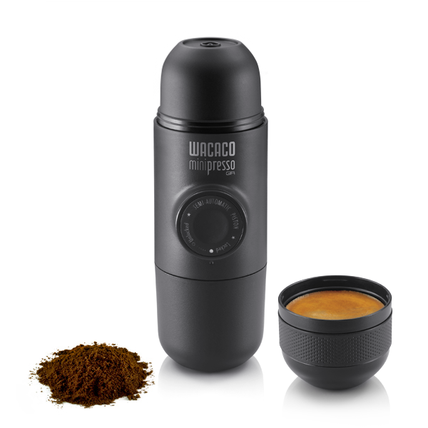 photo: Wacaco Minipresso GR coffee press/filter