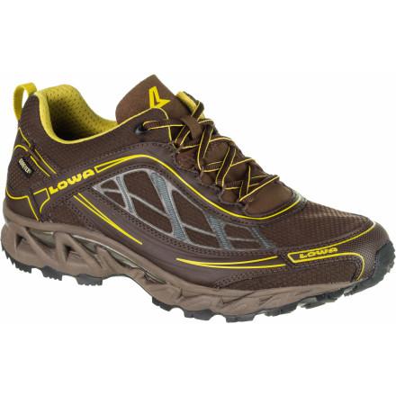 photo: Lowa S-Crown GTX trail running shoe
