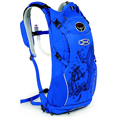 photo: Osprey Zealot 10 hydration pack