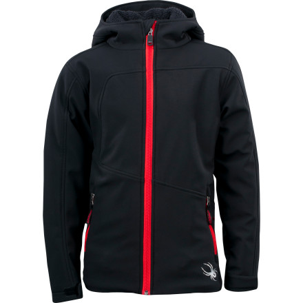 photo: Spyder Patsch Insulated Soft Shell Jacket soft shell jacket