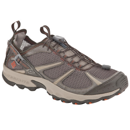 photo: Columbia Men's Outpost Hybrid 2 water shoe