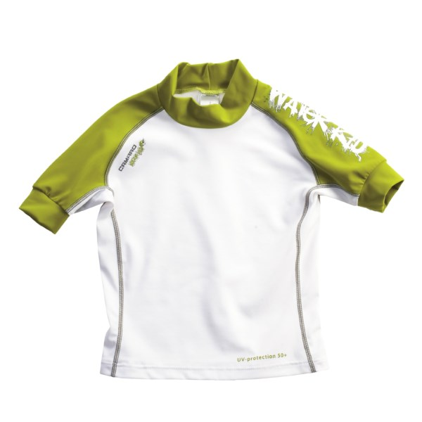 photo: Camaro Waterkid Rashguard short sleeve rashguard