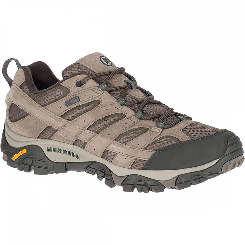 photo: Merrell Moab Waterproof trail shoe