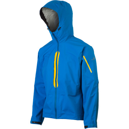 photo: Westcomb Switch LT Hoody waterproof jacket