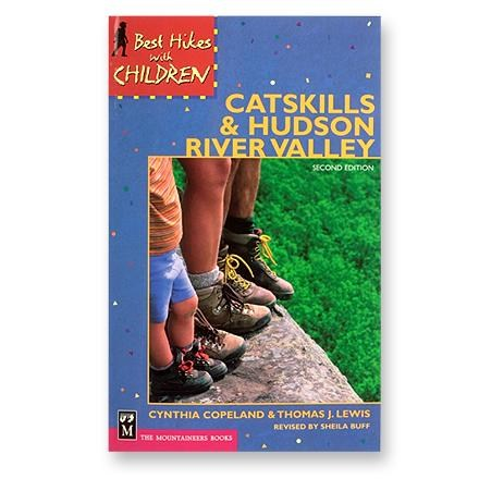 photo: The Mountaineers Books Best Hikes with Children - Catskills and Hudson River Valley us northeast guidebook