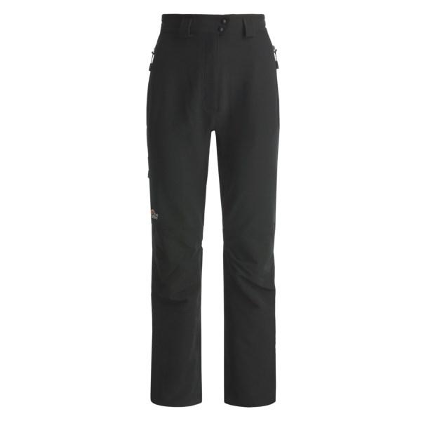 photo: Lowe Alpine Sierra Lite Pants soft shell pant