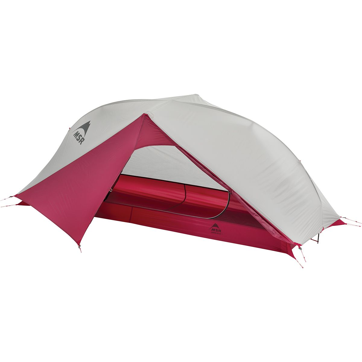 photo: MSR Carbon Reflex 1 three-season tent
