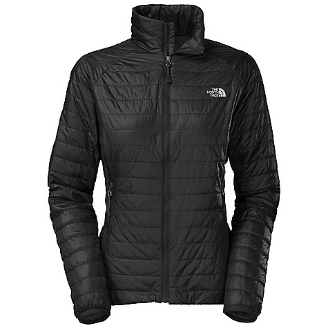photo: The North Face Women's Redpoint Micro Full Zip Jacket synthetic insulated jacket