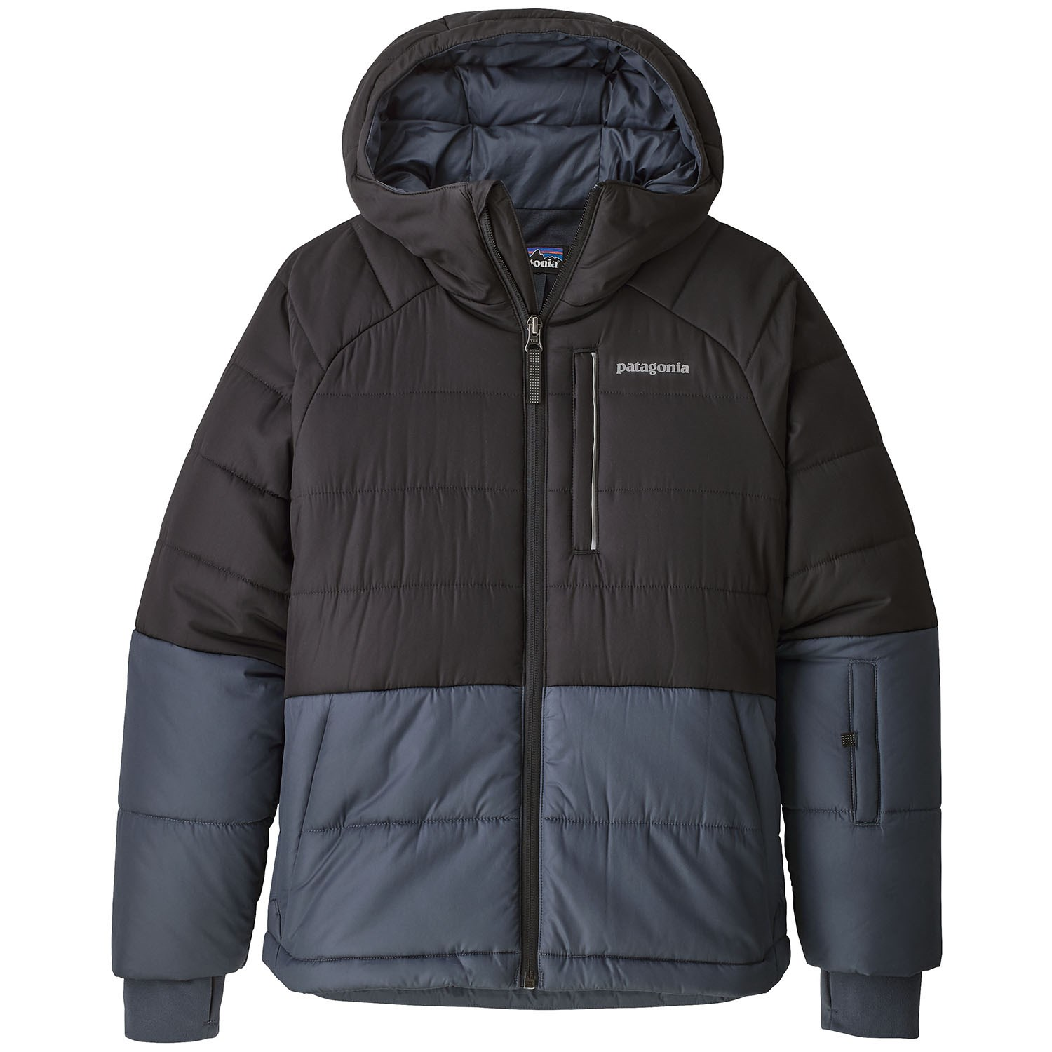 photo: Patagonia Girls' Pine Grove Jacket synthetic insulated jacket