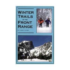 Sharp End Publishing Winter Trails of the Front Range