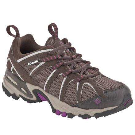 photo: Columbia Women's Romero Trail trail shoe