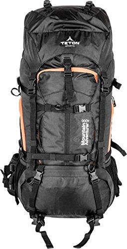 photo: Teton Sports Mountain Adventurer 4000 weekend pack (50-69l)