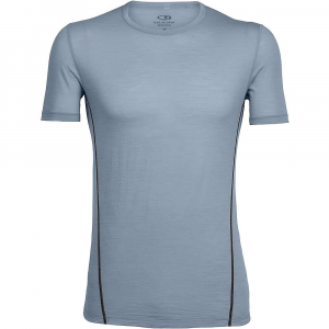 photo: Icebreaker Men's Aero Short Sleeve Crewe short sleeve performance top