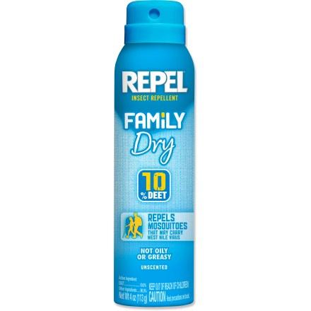 Repel Family Dry