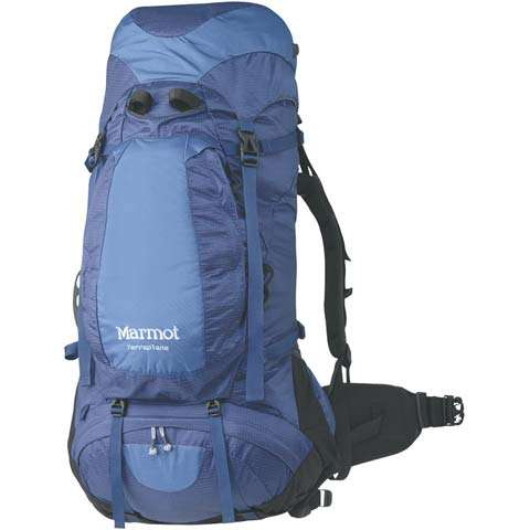 photo: Marmot Terraplane expedition pack (70l+)
