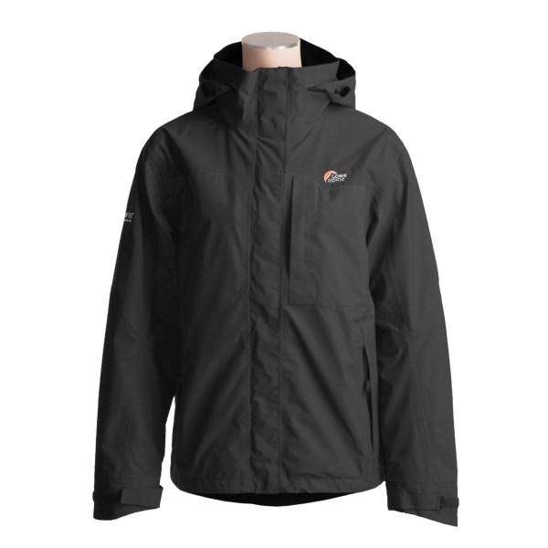 photo: Lowe Alpine Tour Gore-Tex Jacket waterproof jacket