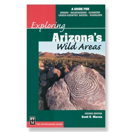 photo: The Mountaineers Books Exploring Arizona's Wild Areas us mountain states guidebook