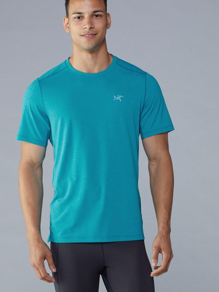 photo: Arc'teryx Cormac Comp Shirt SS short sleeve performance top