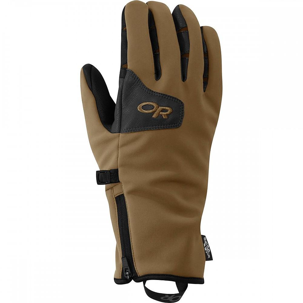 photo: Outdoor Research Stormtracker Gloves soft shell glove/mitten