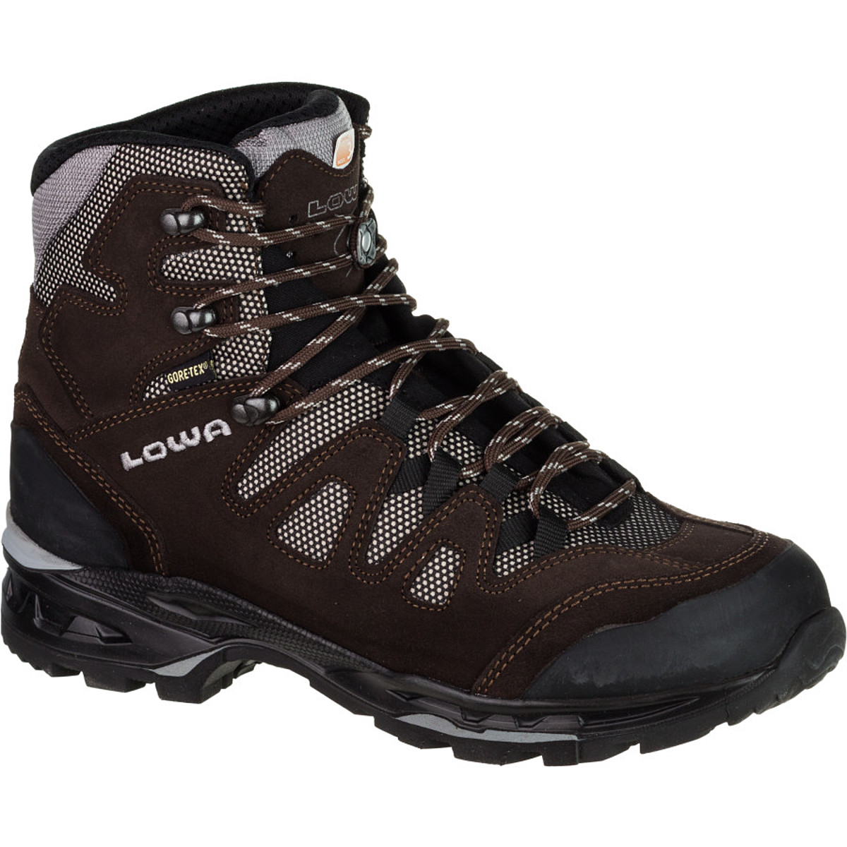 photo: Lowa Khumbu II GTX hiking boot