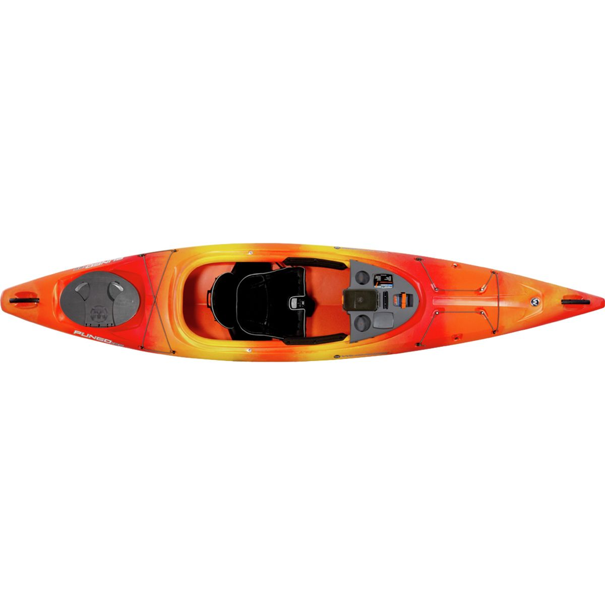 photo: Wilderness Systems Pungo 125 recreational kayak
